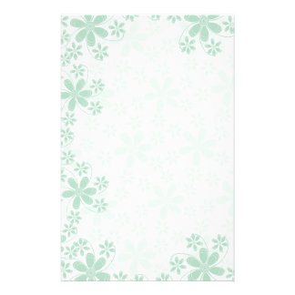 Pretty Flowers Stationery-Floral Stationery