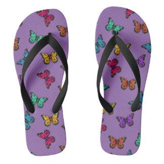 Pretty flutter Flip Flops