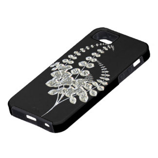 Pretty Foliage Patterns iPhone 5 Cover