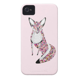 Pretty fox iPhone 4 cover