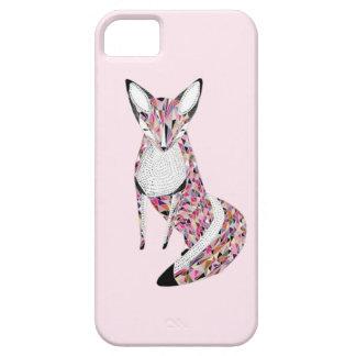 Pretty fox iPhone 5 cover