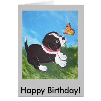Pretty Girl and friend Greeting Card