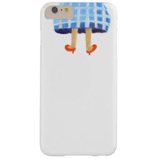 PRETTY GIRL BARELY THERE iPhone 6 PLUS CASE