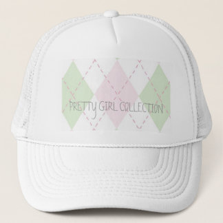 PRETTY GIRL COLLECTION TRUCKER HAT