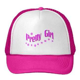 pretty girl hats