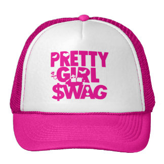 pretty girl swag! cap