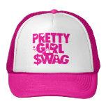 pretty girl swag! trucker hat
