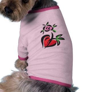 Pretty Heart Pet Clothing