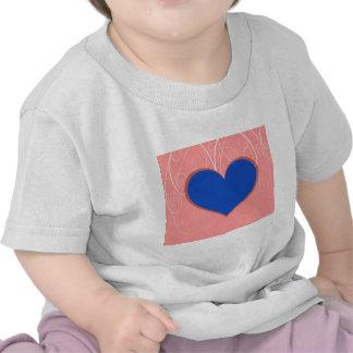 Pretty Hearts T Shirts