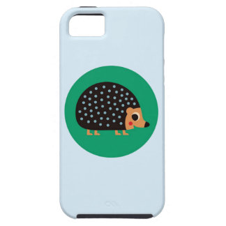 Pretty hedgehog iPhone 5 case