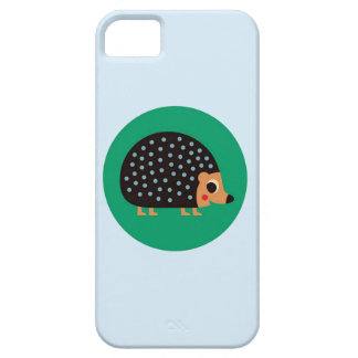 Pretty hedgehog iPhone 5 covers