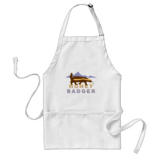 pretty honey badger standard apron