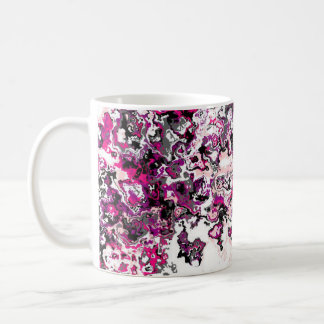 Pretty Hot Pink Classic Designer Mug