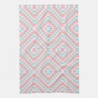 Pretty in Pastel Kitchen / Bath Towel
