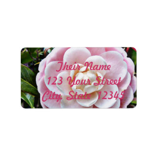 Pretty in Pink Avery Print-to-the-Edge Address Lab Address Label
