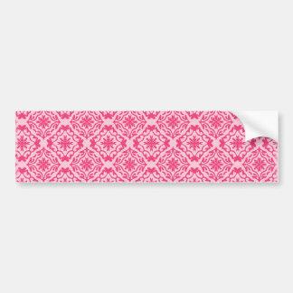 Pretty in Pink Bumper Sticker