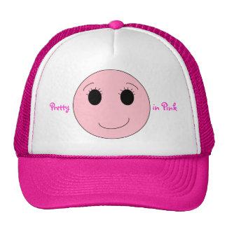 Pretty in Pink Trucker Hat