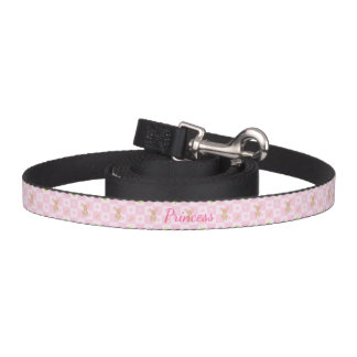 Pretty in Pink Chihuahua Dog Lead