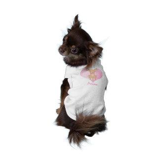 Pretty in Pink Chihuahua Shirt
