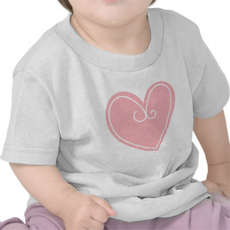 Pretty in Pink Girly Gifts for Girls T Shirt