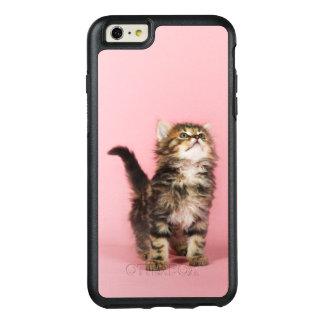 Pretty in Pink Kitten OtterBox iPhone 6/6s Plus Case