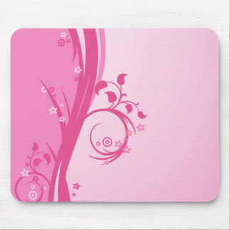 Pretty in Pink Mouse Mat