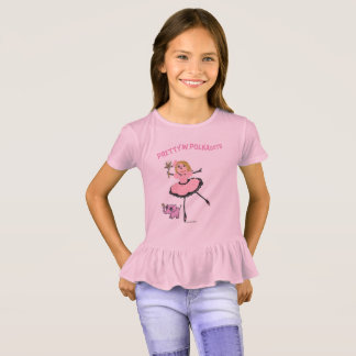 Pretty in Pink & Polka Dots T-Shirt