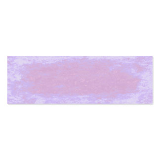 Pretty in Pink Texture Business Card