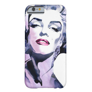 Pretty in Purple Barely There iPhone 6 Case