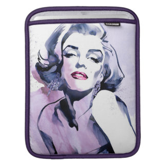 Pretty in Purple iPad Sleeve