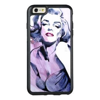 Pretty in Purple OtterBox iPhone 6/6s Plus Case