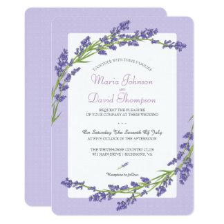 Pretty in Purple | Wedding Invitation