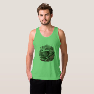 Pretty, insolent and of the street tank top
