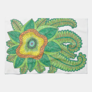 Pretty kitchen towel for your dishes