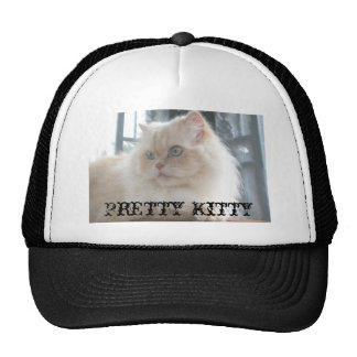 Pretty Kitty cap Hat