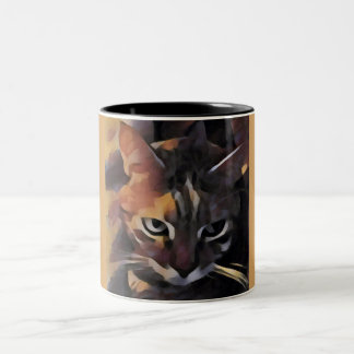 Pretty Kitty Cat Mug