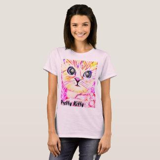 Pretty Kitty Womens Shirt