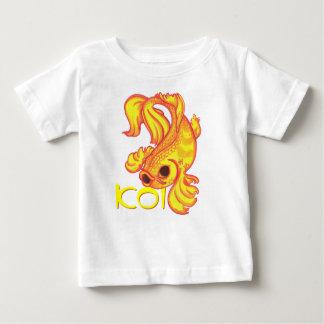 Pretty Koifish Baby Shirt