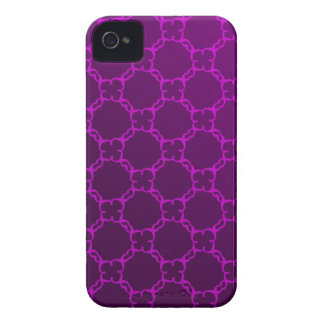 Pretty Lacy Pattern iPhone 4 Cover