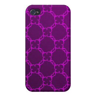 Pretty Lacy Pattern iPhone 4/4S Cases