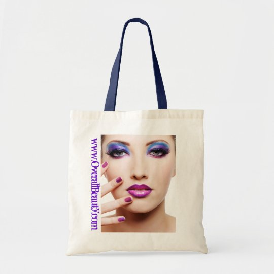 Pretty Lady Logo Tote