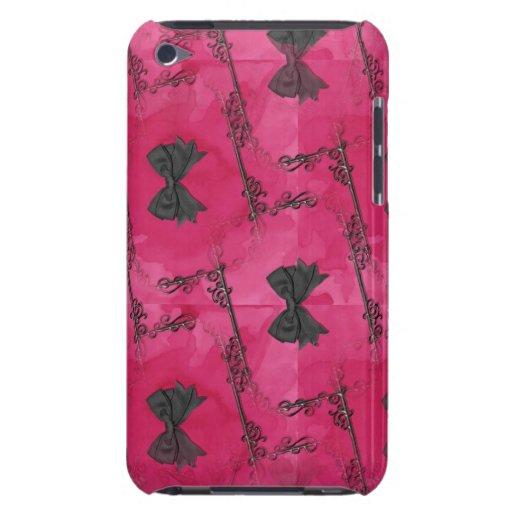 Pretty li'l Bows iPod Touch Covers