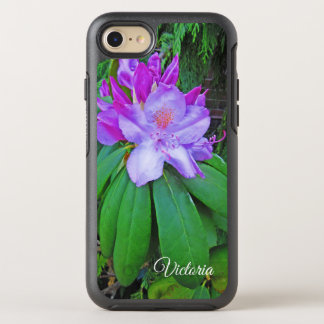 Pretty Lilac-Coloured Azalea OtterBox Symmetry iPhone 8/7 Case