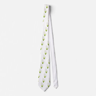 Pretty Lily of the Valley Tie