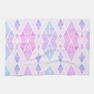 pretty lines tea towel
