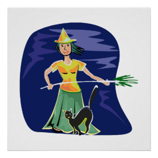 Pretty little witch posters