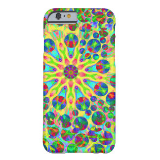 Pretty Mandala iPhone 6 Barely There Case