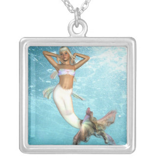Pretty Mermaid  Necklace