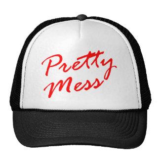 Pretty Mess Circuit Party Boy Messy KiKi Cap Lid