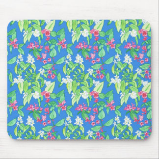 Pretty Mousepad or Mouse Mat, Spring Blossoms
